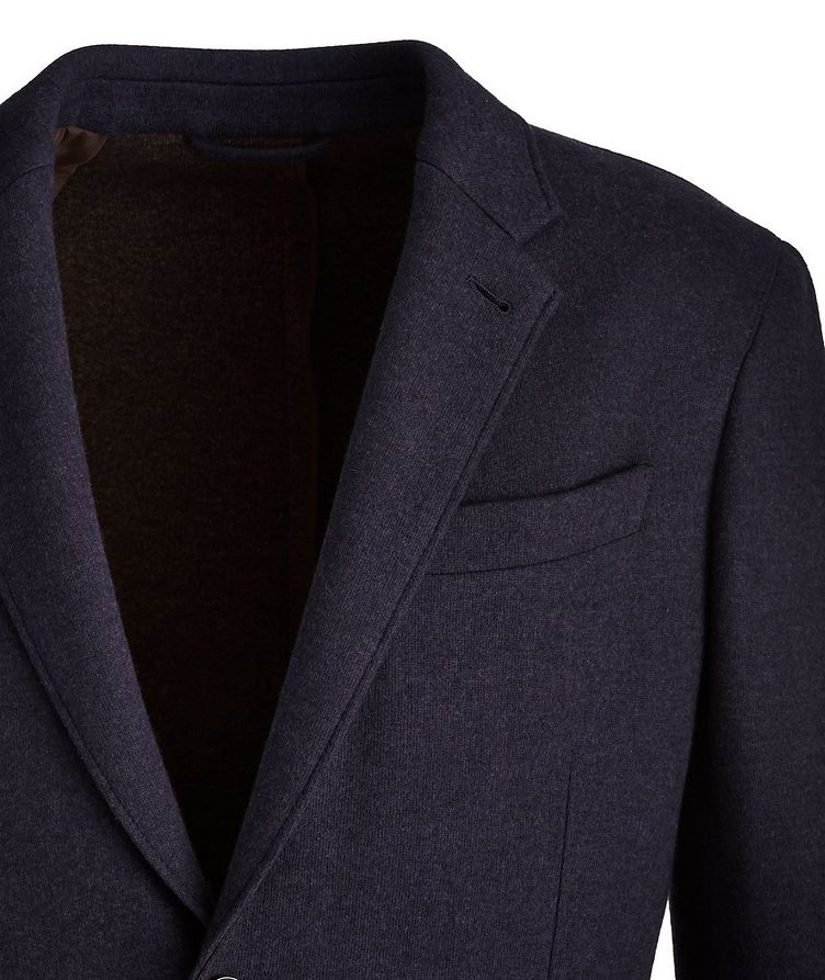 Jerseywear Cashmere-Silk Sports Jacket image 1