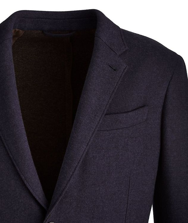 Jerseywear Cashmere-Silk Sports Jacket picture 2