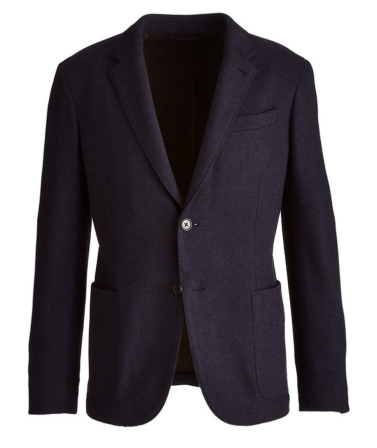 Jerseywear Cashmere-Silk Sports Jacket image 0