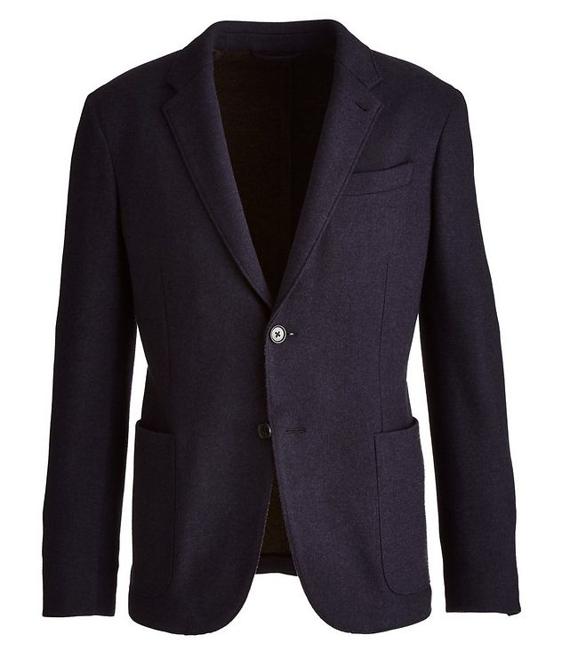 Jerseywear Cashmere-Silk Sports Jacket picture 1