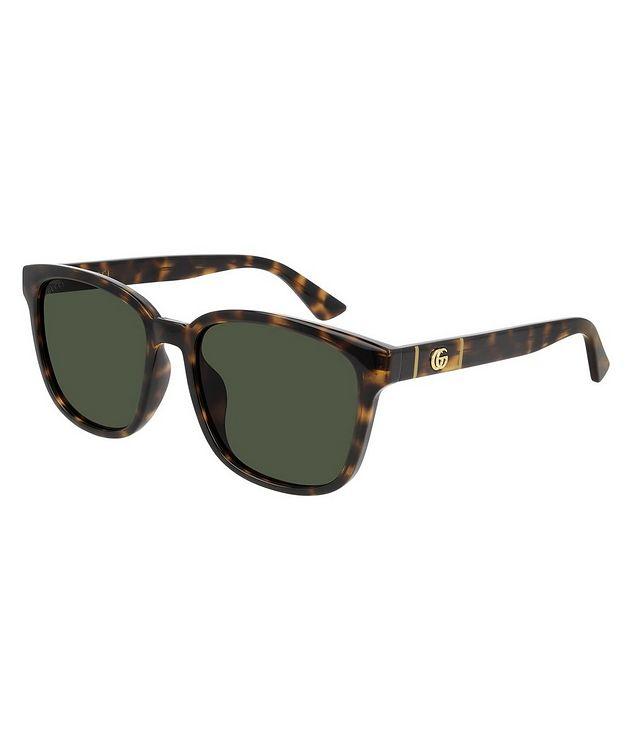 Rectangular Acetate Sunglasses picture 1