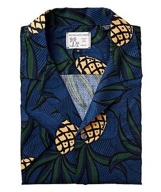 Reyn Spooner Short-Sleeve Tropical-Printed Shirt