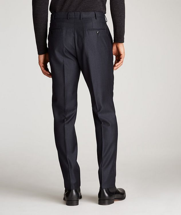 Slim Fit Wool Dress Pants picture 3