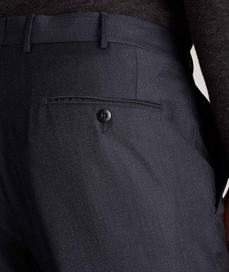 Slim Fit Wool Dress Pants image 3