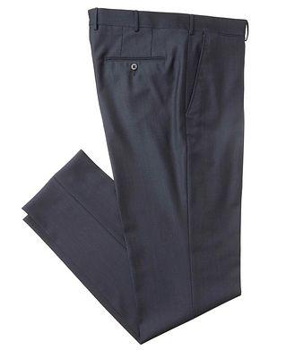 Ermenegildo Zegna Slim Fit Wool Dress Pants