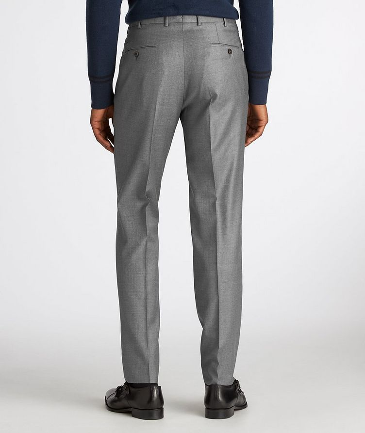 Slim Fit Wool Dress Pants image 2