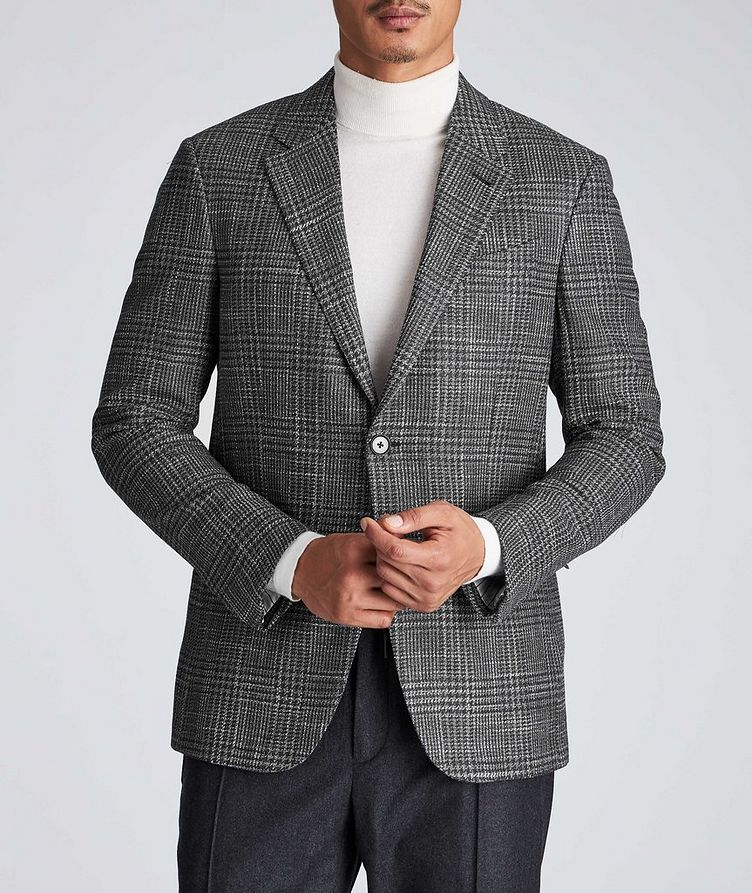 Milano Easy Wool, Silk, and Cashmere Sports Jacket image 1