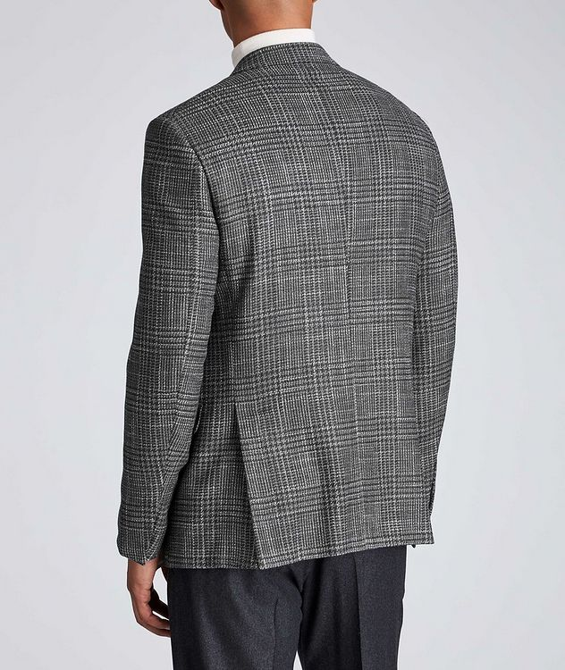 Milano Easy Wool, Silk, and Cashmere Sports Jacket picture 3
