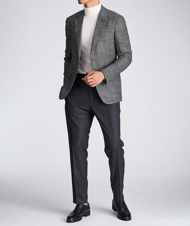 Milano Easy Wool, Silk, and Cashmere Sports Jacket picture 5