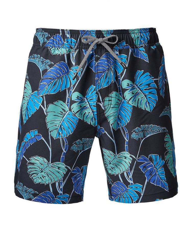 Kainapu Stretch-Bamboo Swim Trunks image 0