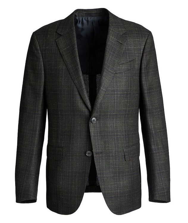 Milano Easy Wool, Cashmere, Silk, and Linen Sports Jacket picture 1