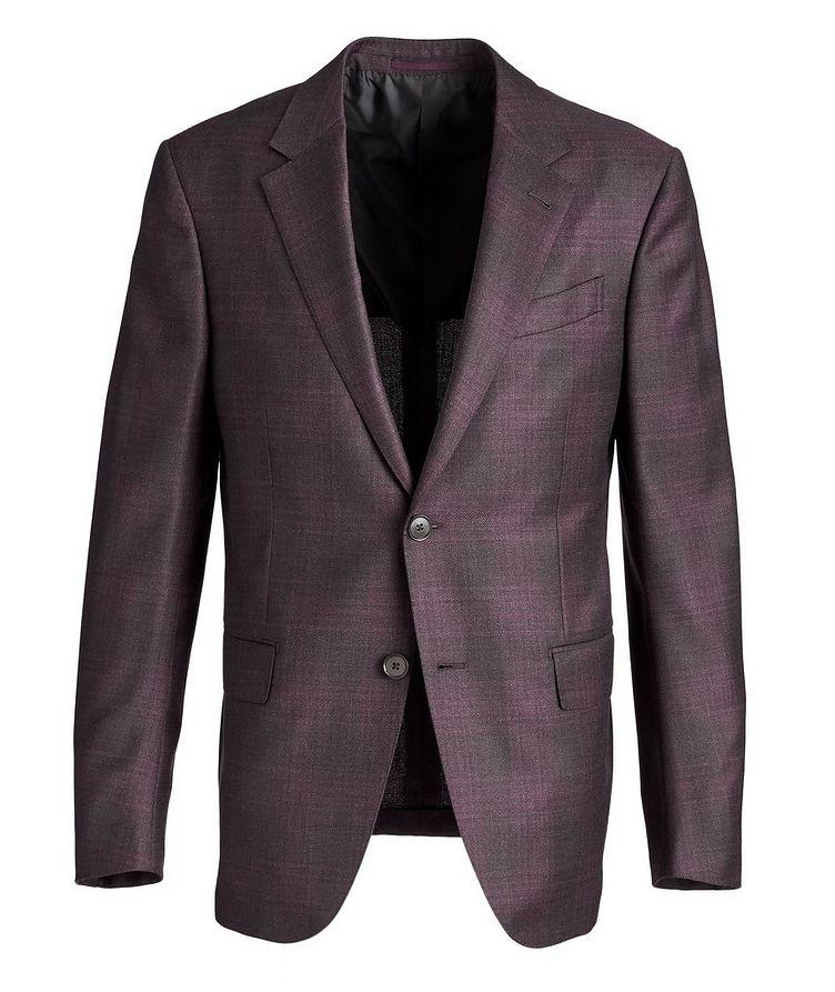 Milano Easy AchillFarm Wool-Silk Sports Jacket image 0