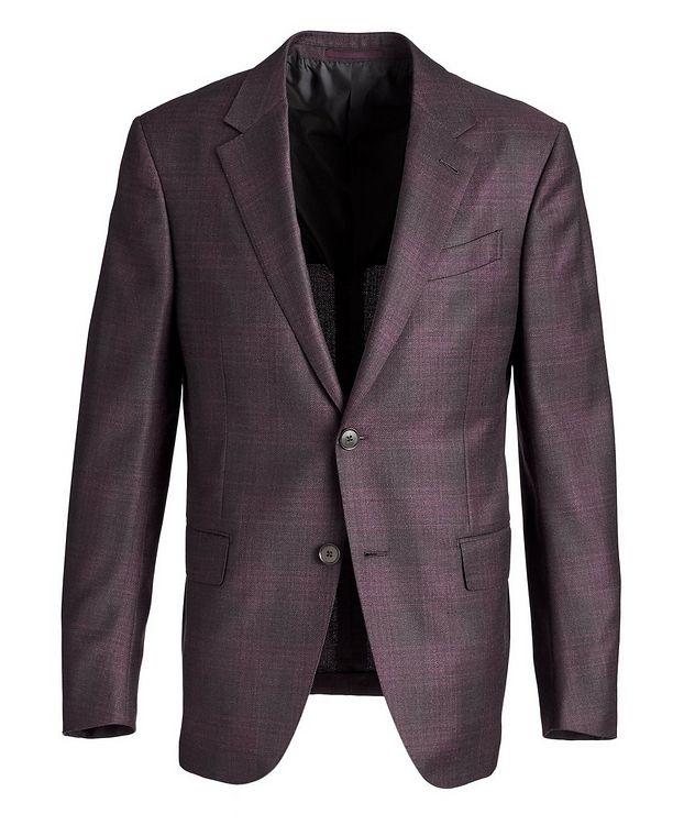 Milano Easy AchillFarm Wool-Silk Sports Jacket picture 1