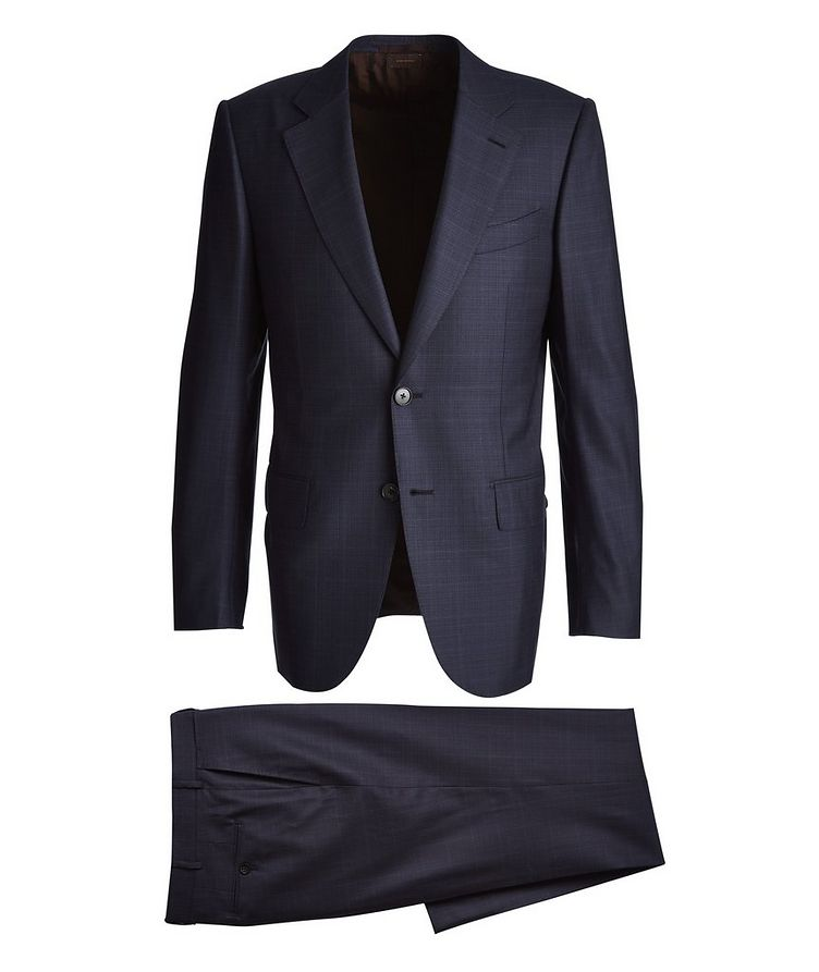 Couture Checked Suit image 0