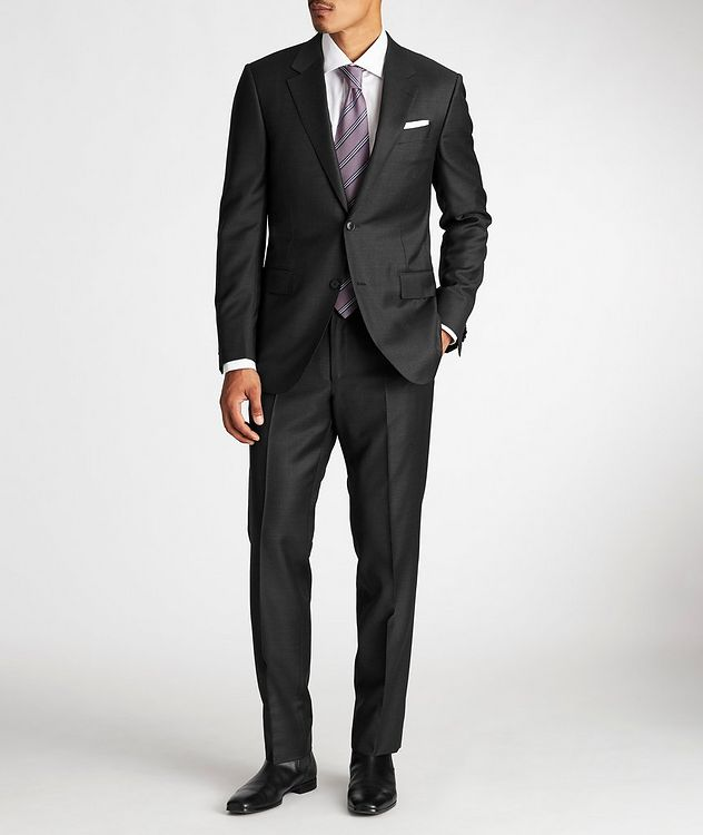 Milano Trofeo Checked Suit picture 2
