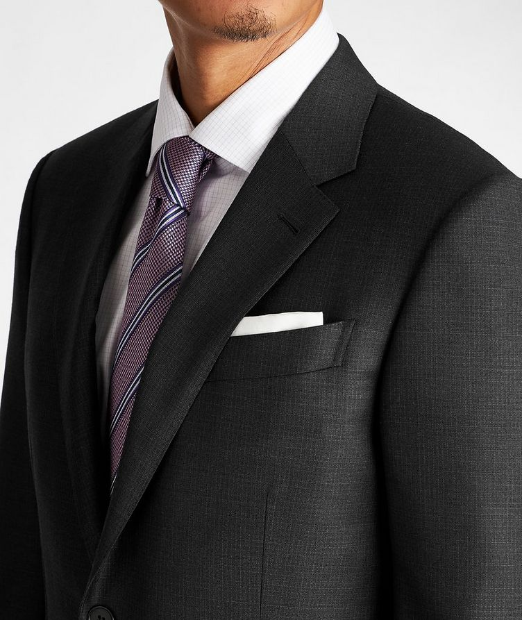 Milano Trofeo Checked Suit image 3