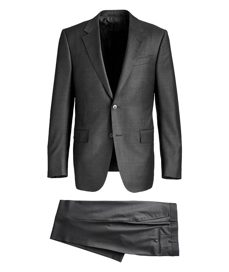Milano Trofeo Checked Suit image 0