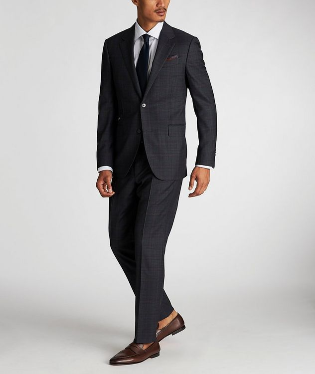 Milano Checked Suit picture 2