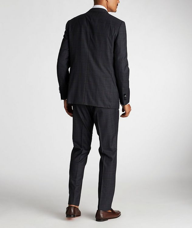 Milano Checked Suit picture 3