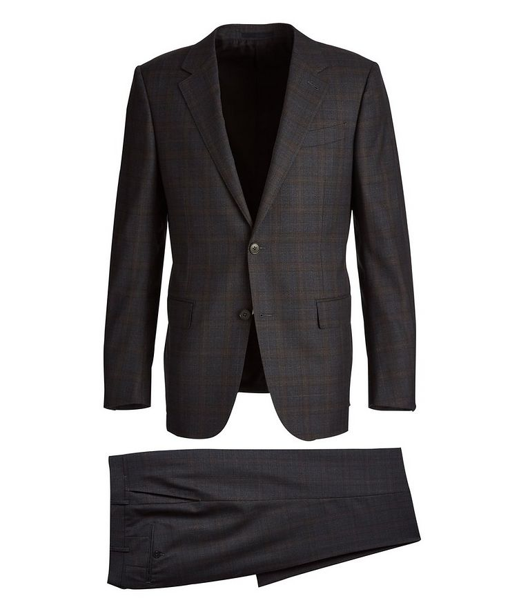 Milano Checked Suit image 0