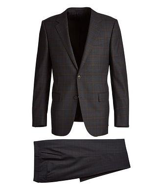 Ermenegildo Zegna Milano Checked Suit