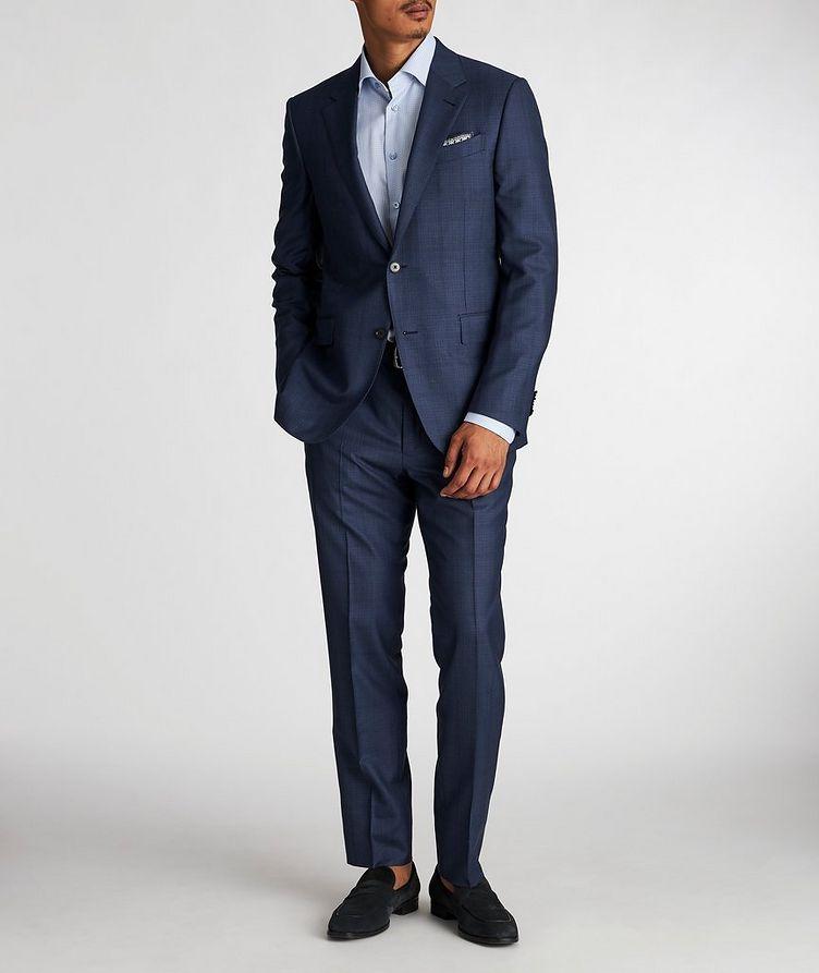 Milano Trofeo Wool-Silk Suit image 1