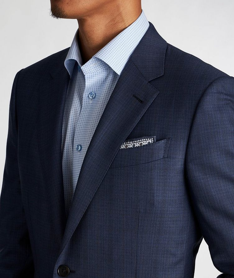 Milano Trofeo Wool-Silk Suit image 3