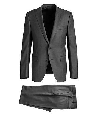 Ermenegildo Zegna City Pin-Dot Suit