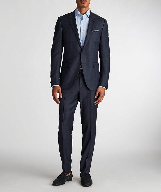 City Crosshatched Suit picture 2