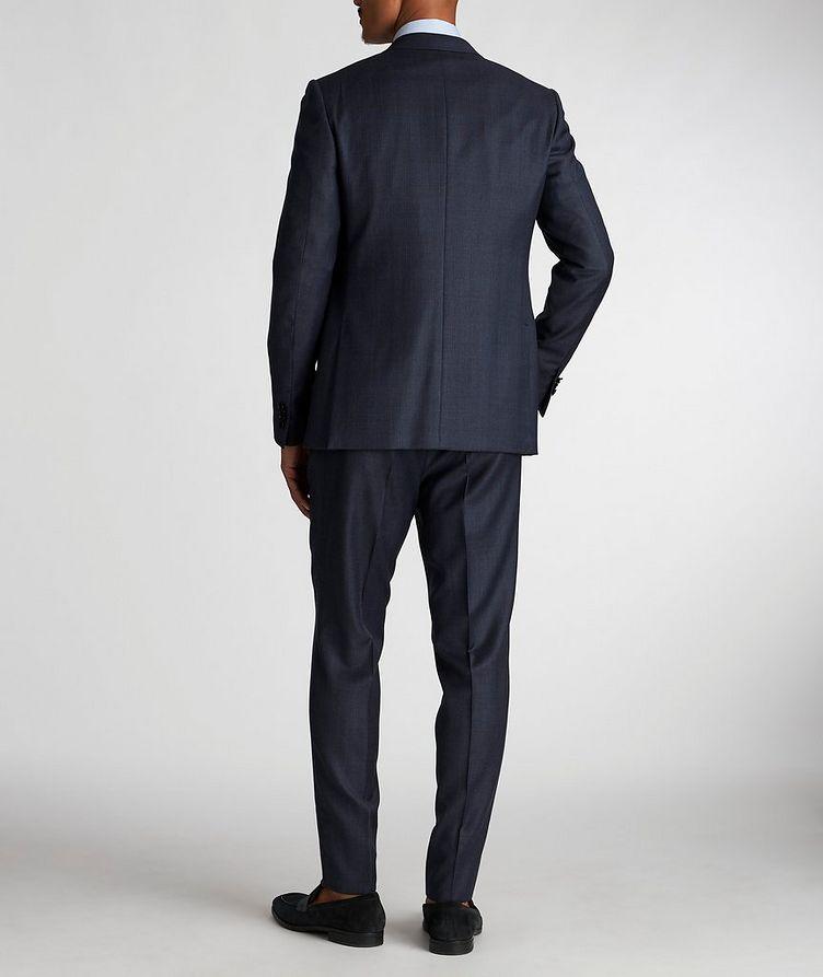 City Crosshatched Suit image 2
