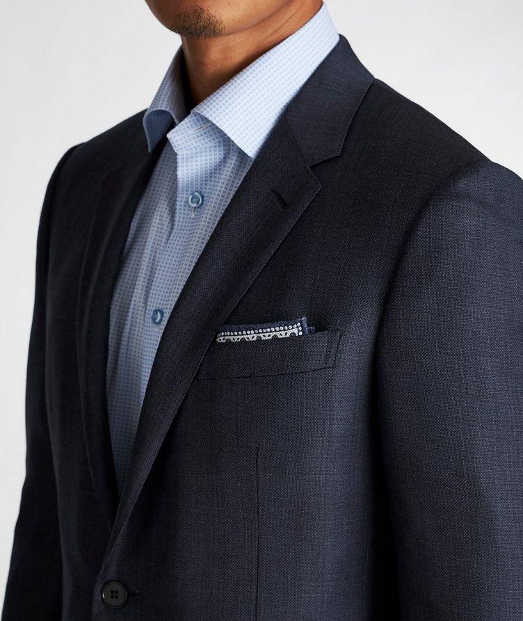 City Crosshatched Suit image 3