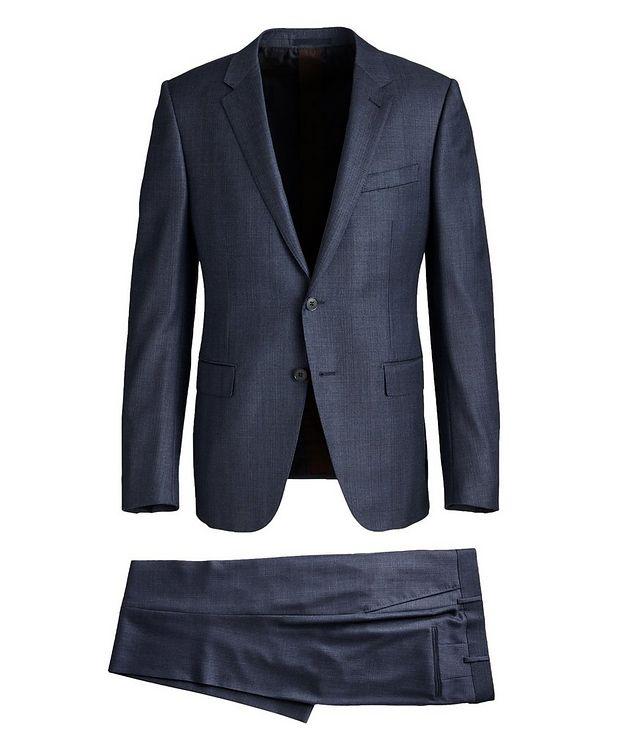 City Crosshatched Suit picture 1