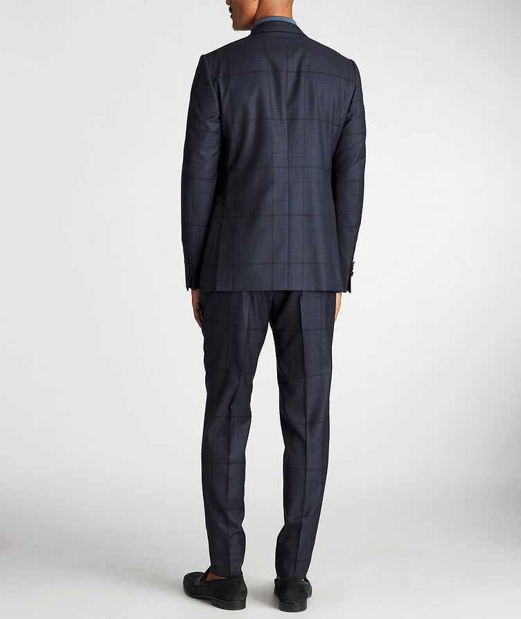 City Checked Suit image 2