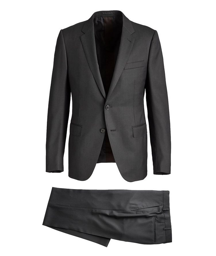 City AchillFarm Wool-Silk Suit image 0