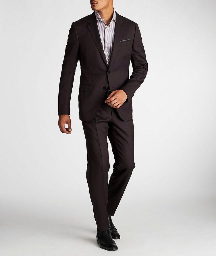 City Wool-Silk Suit image 1