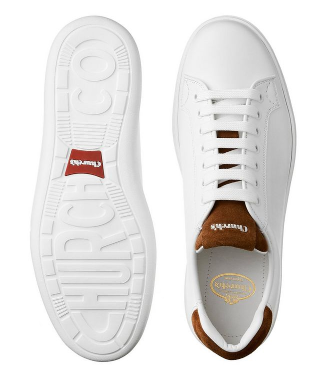 Boland Leather Sneakers picture 3