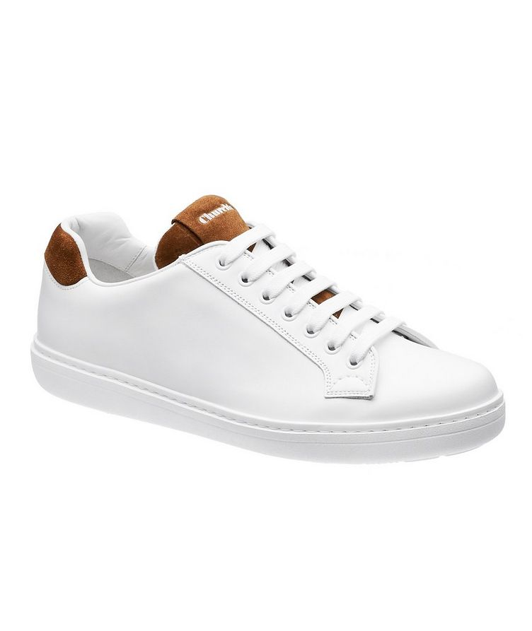 Boland Leather Sneakers image 0