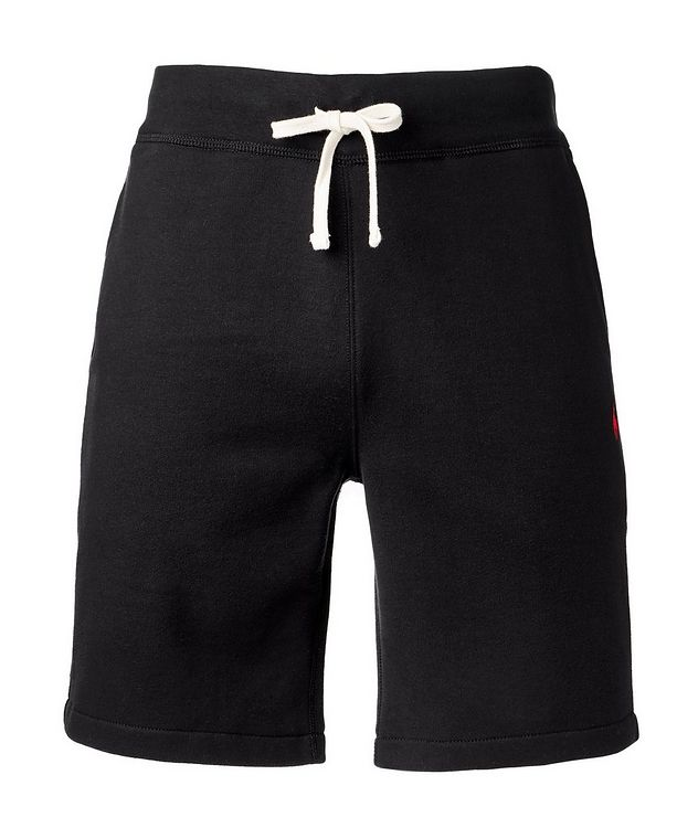 Drawstring Jersey Shorts picture 1