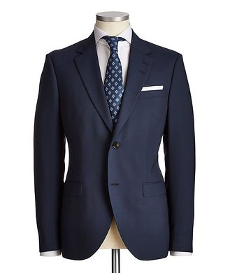 Tiger of Sweden Slim Fit Jamonte/Tordon Stretch-Wool Suit