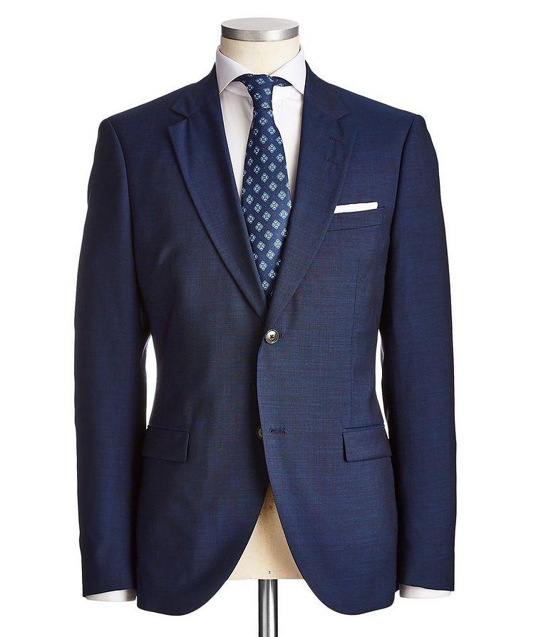Slim Fit Jamonte/Tordon Suit image 0