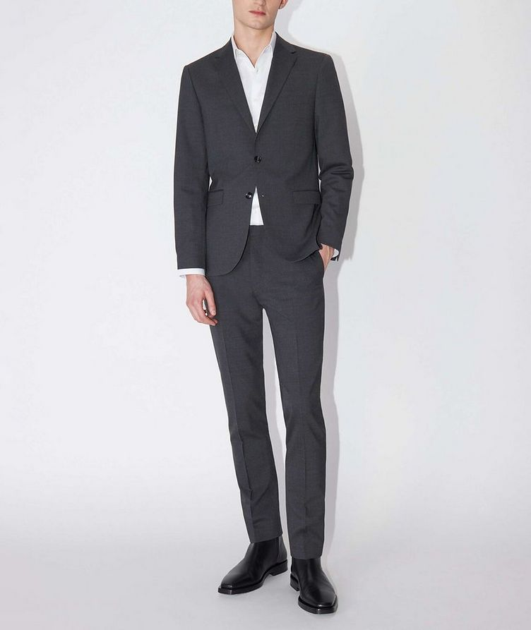 S.Jamonte Wool Suit image 2