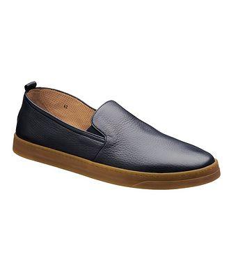 Henderson for Harry Rosen Chaussure sport en cuir de chevreuil