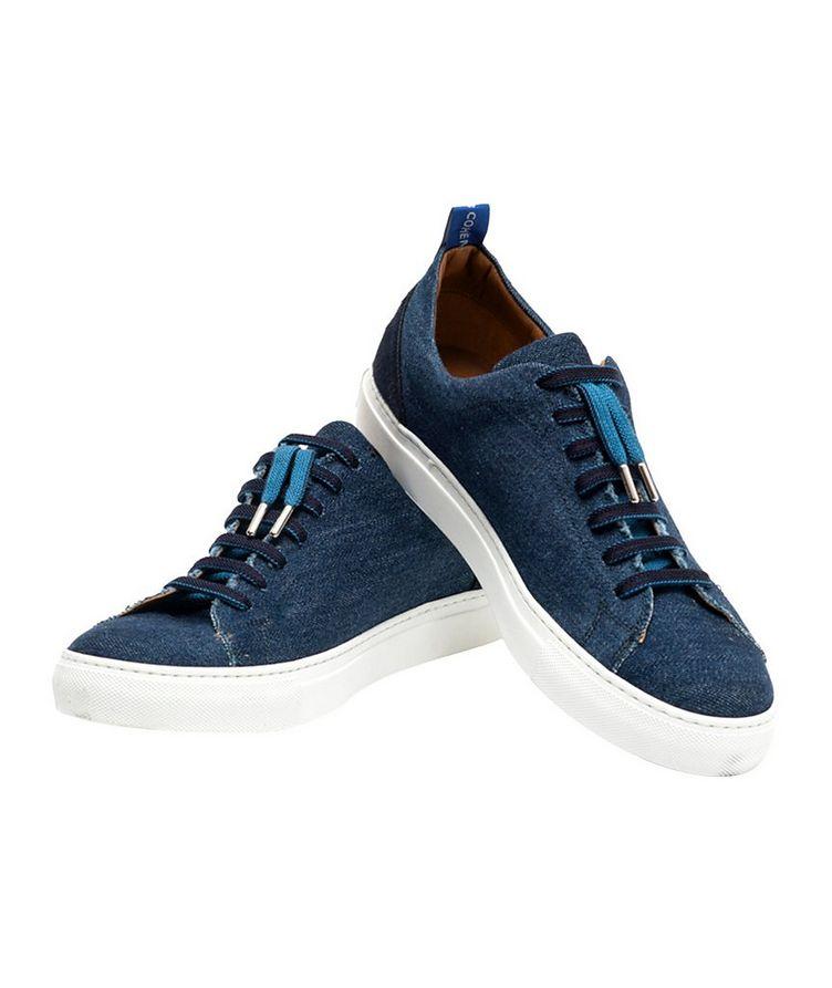 Jack Denim Sneakers image 0