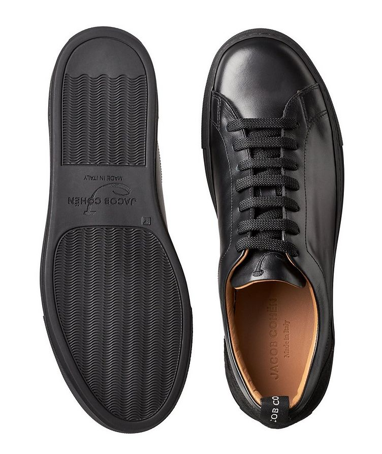 Jack Leather Sneakers image 2
