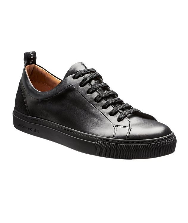 Jack Leather Sneakers picture 1