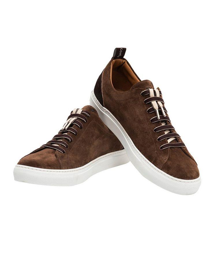 Jack Suede Sneakers image 0