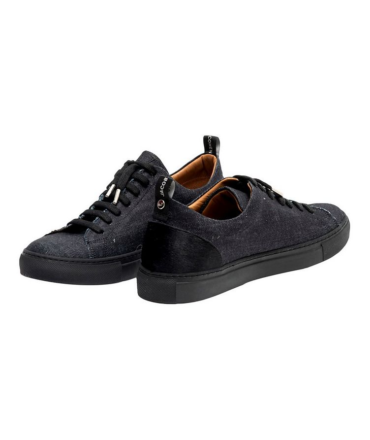Jack Denim Sneakers image 1