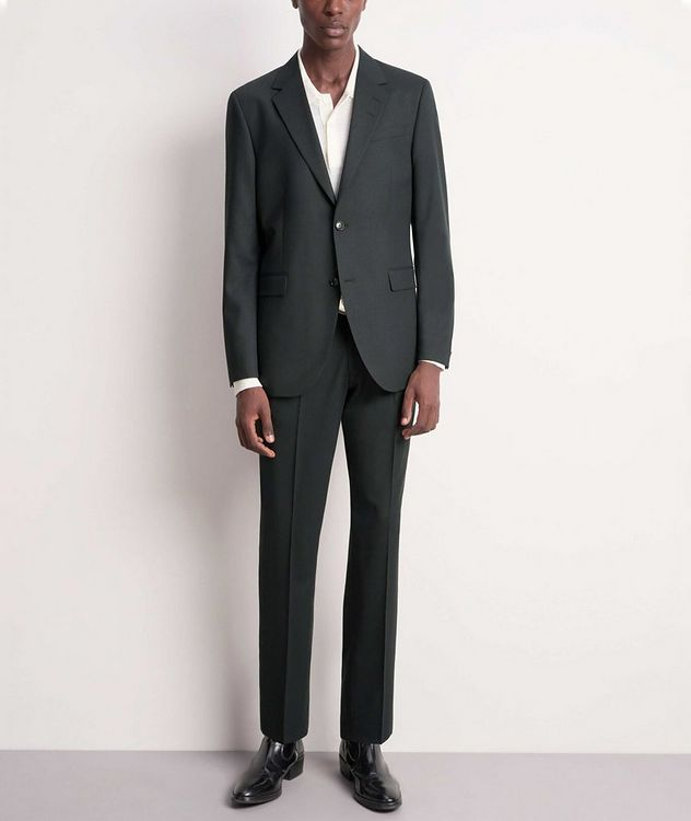 S Jarl Stretch-Wool Suit picture 3
