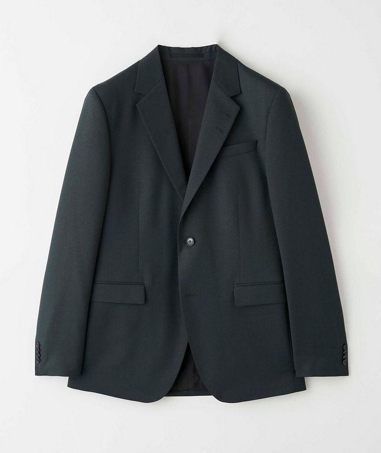 S Jarl Stretch-Wool Suit image 0