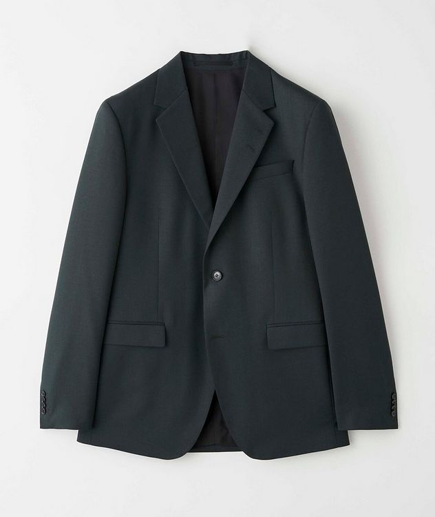 S Jarl Stretch-Wool Suit picture 1